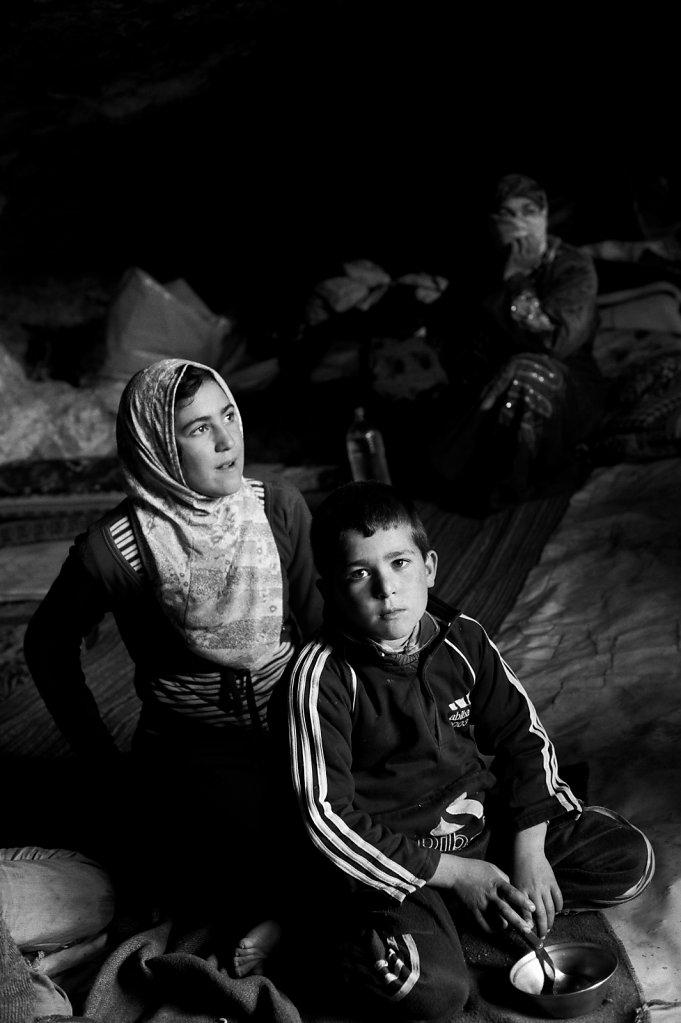Syrien ein Land am Abgrund
