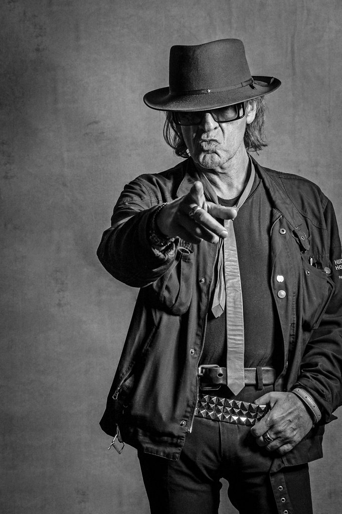 Udo Lindenberg, Musiker, Schriftsteller und Kunstmaler