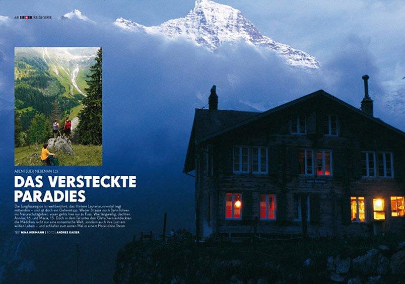 Ringier Verlag, Schweiz, Sie+Er