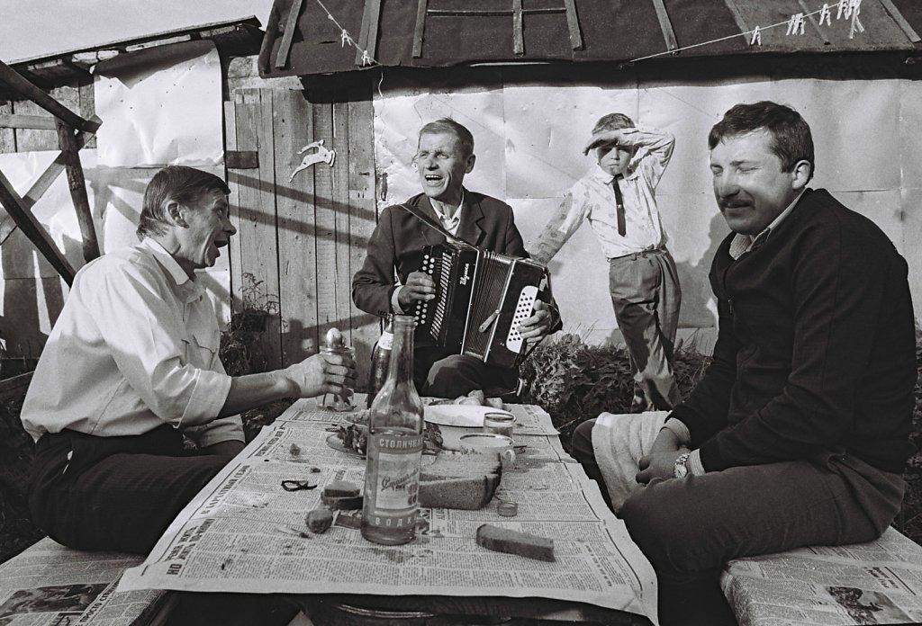 Hochzeitsfeier in Kaliningrad, Russland (Portrait, Reportage, on location, redaktionell)
